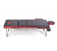 Трехсекционный массажный стол Casada Malta (3A) AL-3-16