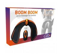 Импульсный массажер для ягодиц Gess Boom Boom