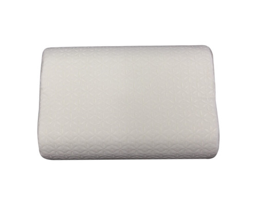 Ортопедическая подушка EcoSapiens Memory с эффектом памяти (50 * 32 * 10 см)