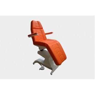 Косметологическое кресло Ондеви-4 с подлокотниками и пультом управления