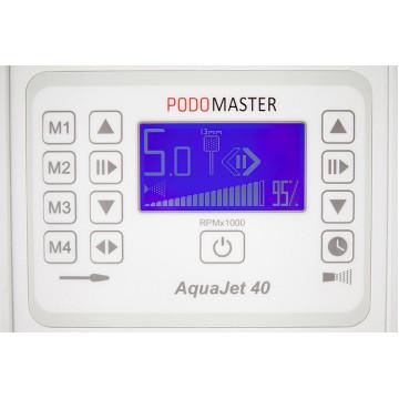 Аппарат для педикюра Podomaster AquaJet 40