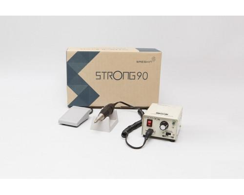 Аппарат для маникюра Strong 90N/102 с педалью