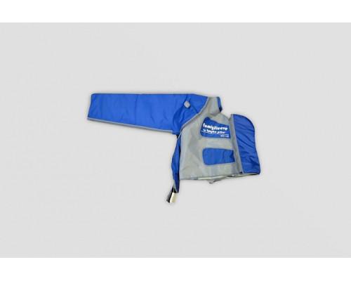 Лимфодренажная куртка с одним рукавом Lympha Press