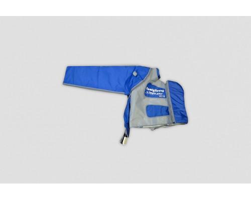 Лимфодренажная куртка Phlebo Press с одним рукавом