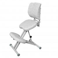 Коленный стул со спинкой Олимп СК-2