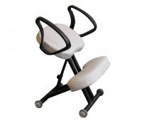 Коленный стул с подлокотниками Олимп СК-4 Титан