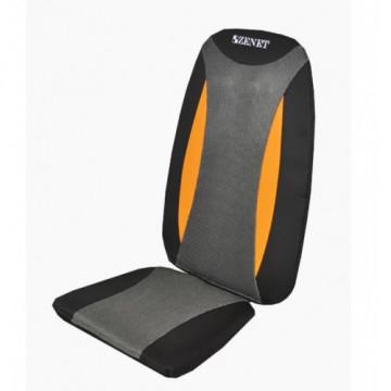 Массажная накидка на кресло ZENET ZET-824